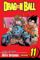 Dragon Ball. Book 11, The eyes of Tenshinhan