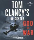Op-center [CD book]. God of war