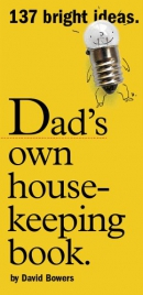 Dad's own housekeeping book