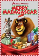 Merry Madagascar [DVD]