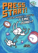 Super Rabbit Boy's time jump!