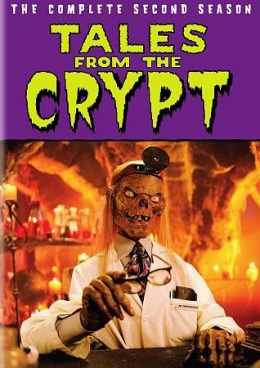 Tales From The Crypt [DVD]. Season 2