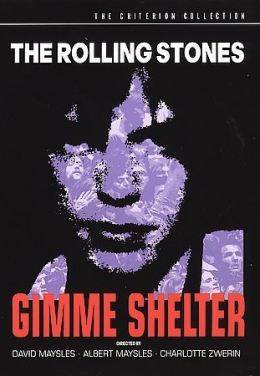 The Rolling Stones Gimme Shelter [DVD]
