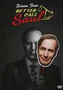 Better call Saul [DVD]. Season 4.