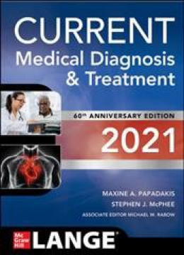 Current Medical Diagnosis & Treatment 2021