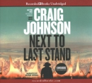 Next to last stand [CD book]