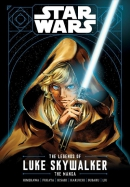 Star Wars. The legends of Luke Skywalker : the manga