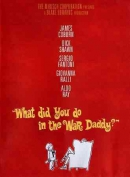 What Did You Do in the War, Daddy? (1966) [DVD]