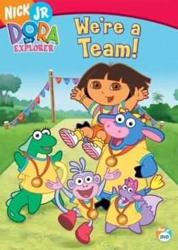 We're A Team [DVD]
