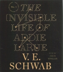 The invisible life of Addie LaRue [CD book]
