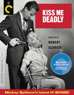 Kiss Me Deadly [Blu-ray]