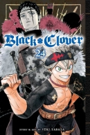 Black clover. Book 24, The beginning of hope and despair