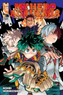 My Hero Academia. Book 26, The high, deep blue sky