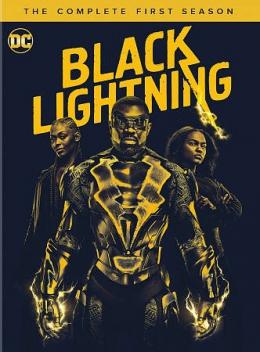 Black Lightning [DVD]. Season 1