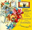 Carnival of the animals [music CD]