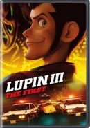 Lupin III [DVD] : the first