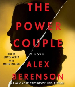 The Power Couple [CD Book] : A Novel