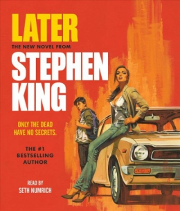 Later [CD Book]