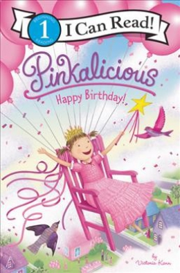 Pinkalicious, Happy Birthday!
