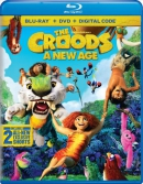 The Croods [Blu-ray] : a new age