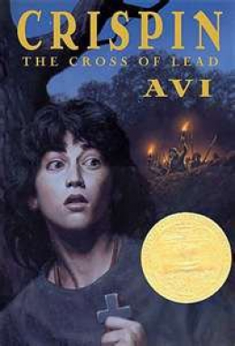 Crispin [CD Book] : The Cross Of Lead