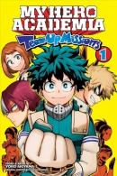 My hero academia : team-up missions. Book 1, Team-up missions begin