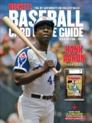 Beckett baseball card price guide 2021
