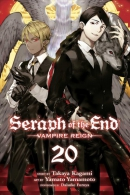 Seraph of the end. Vampire reign. Book 20