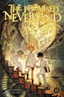 The promised Neverland. Book 13, The king of paradise