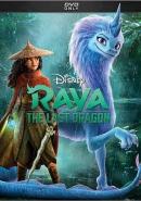 Raya and the last dragon [DVD]