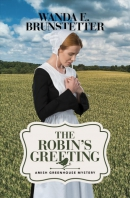 The robin's greeting [large print]