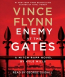 Enemy at the gates [CD book] : a Mitch Rapp novel