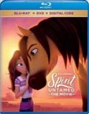 Spirit untamed [Blu-ray] : the movie