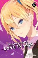 Kaguya-sama : love is war. Book 19