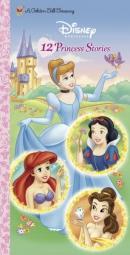 12 princess stories.
