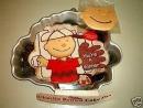 Charlie Brown cake pan [mold]