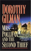 Mrs. Pollifax and the second thief [CD book]