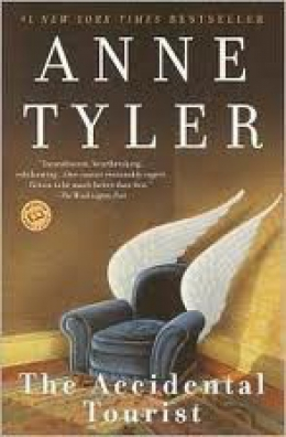 The Accidental Tourist [CD Book]