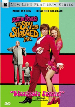 Austin Powers [DVD] : The Spy Who Shagged Me