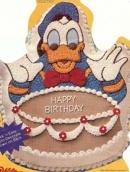 Donald Duck cake pan [mold]