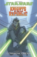 Star Wars. Volume One, Commencement : Knights of the Old Republic