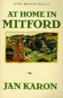 At home in Mitford [CD book]