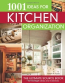 1001 ideas for kitchen organization