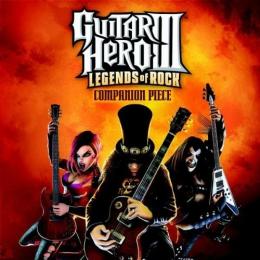 Guitar Hero III [music CD] : Companion Pack.