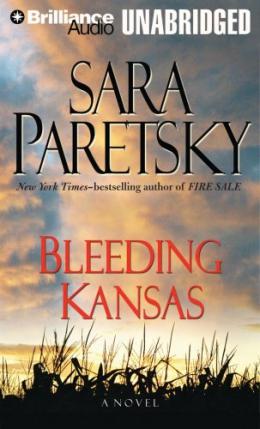 Bleeding Kansas [CD Book]