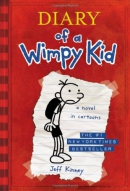 Diary of a wimpy kid [CD book]. Greg Heffley's journal