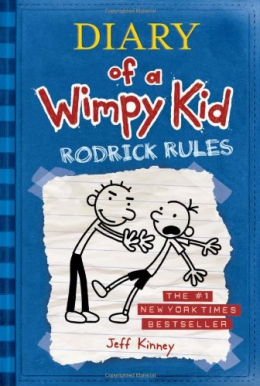 Diary Of A Wimpy Kid : Rodrick Rules