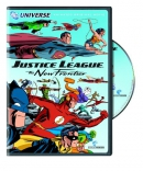 Justice League [DVD]. New frontier