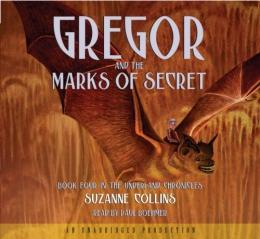 Gregor And The Marks Of Secret [CD Book]