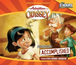 Mission [CD Book] : Accomplished